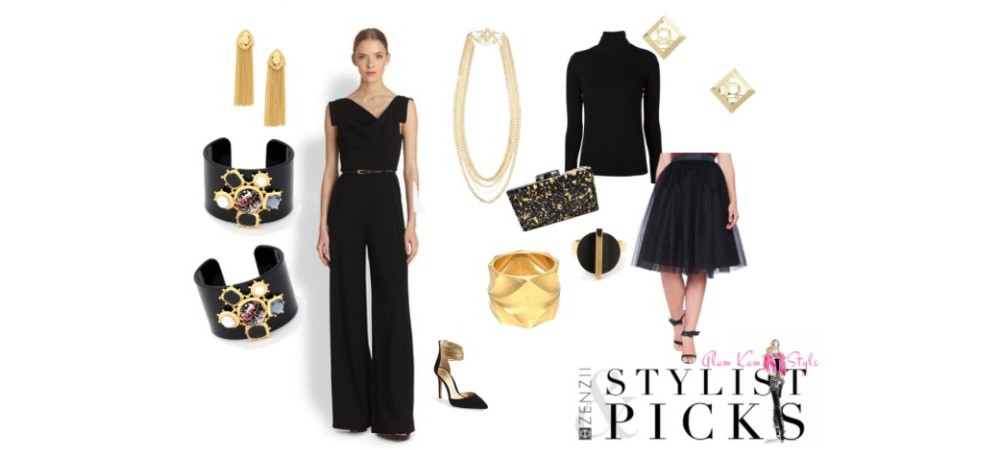 Get The Look – Holiday Party