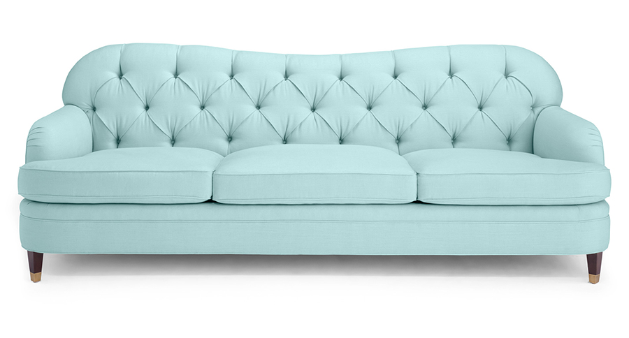 Drake Tufted Sofa