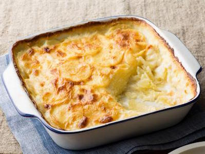 Scalloped Potatoes by Food Network