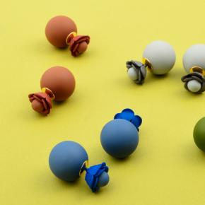 The Earrings | Double Ball, Double Style